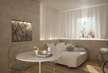 suite con patio